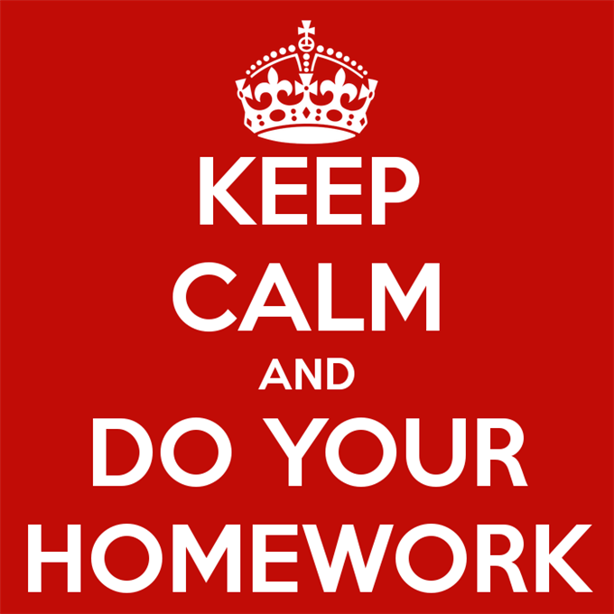 Crystal Middle School Homework Policy