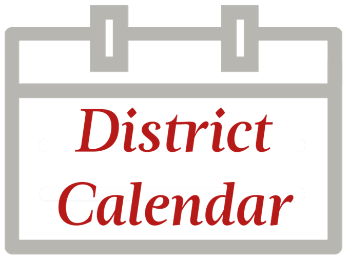Click to view the District Calendar