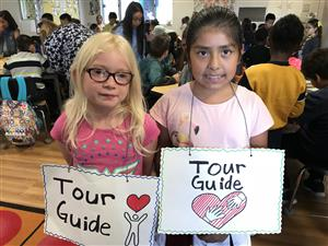 2nd Grade Tour Guides