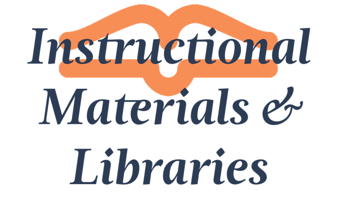 Instructional Materials & Libraries