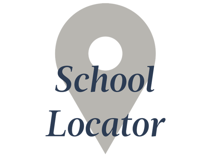 Click to locate your student's school