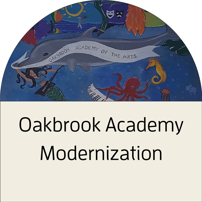 Click to view Oakbrook Modernization Project Fact Sheet