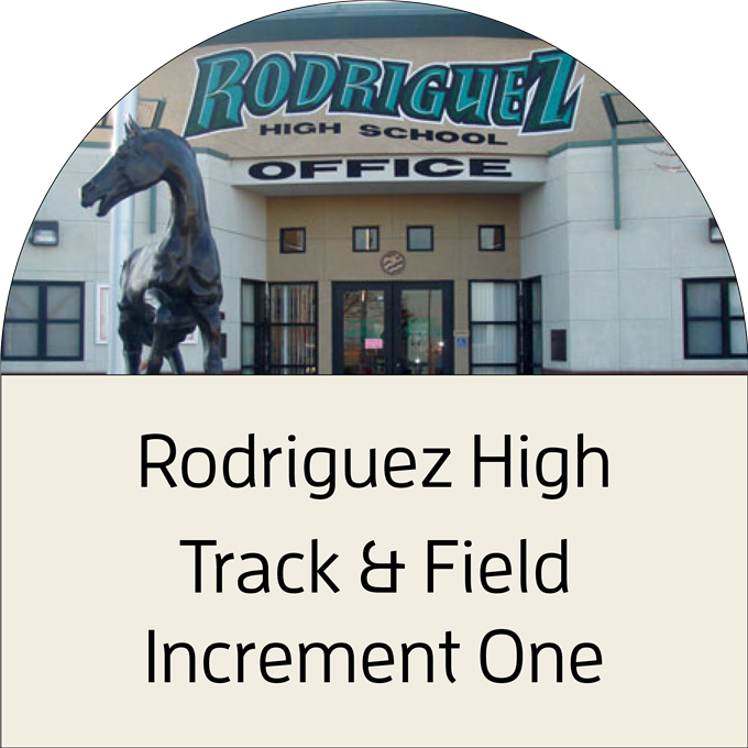 Click to view RHS Track and Field Project Fact Sheet