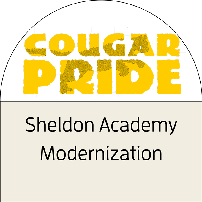 Click to view Sheldon Academy Modernization Project Fact Sheet