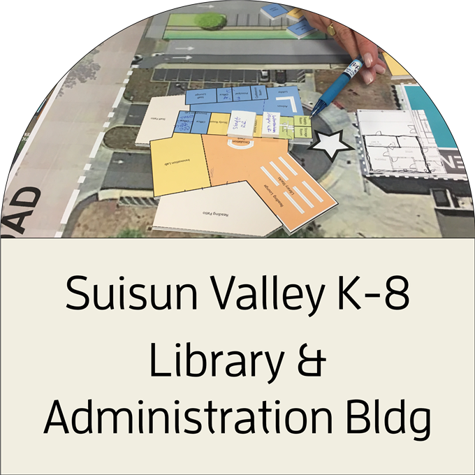 Click to view Suisun Valley K-8 Administration Bldg and Library Project Fact Sheet