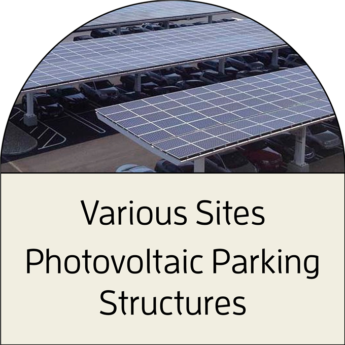 Click to view Photovoltaic Parking Structures Fact Sheet
