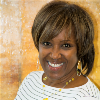 Head shot of Assistant Director of Human Resources, Cheryl Jones