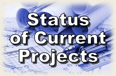 Status of Current Projects