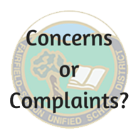 Concerns of Complaints?