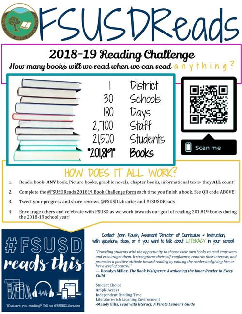 Click above link for Google Reading Form