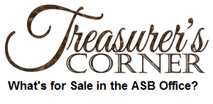 What's on Sale through the Treasurer's Office?