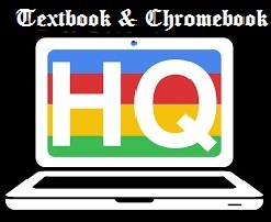 Textbooks & Chromebooks