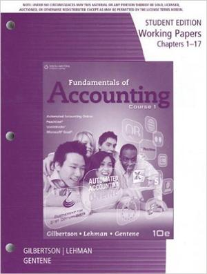 intermediate accounting excel working papers 14th edition Calculations in the companion document, 5128, intermediate excel 2003 and mouse and have a working knowledge of microsoft windows contents 1 14 8 inserting a chart 15 9 sharing data 17 about this document words in bold will need to be typed or chosen from a menu or window small capitals – eg alt.