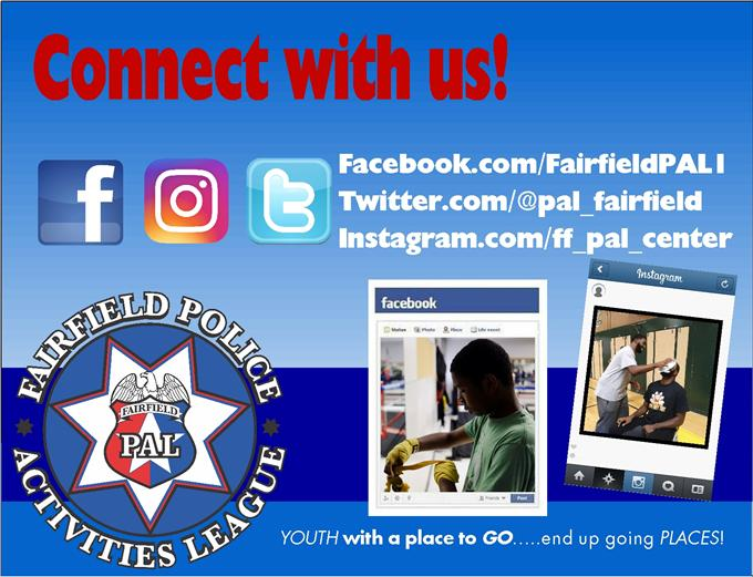 Connect with Fairfield Pal
