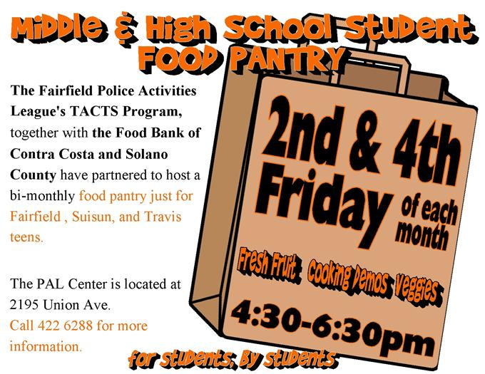 Food Pantry Friday